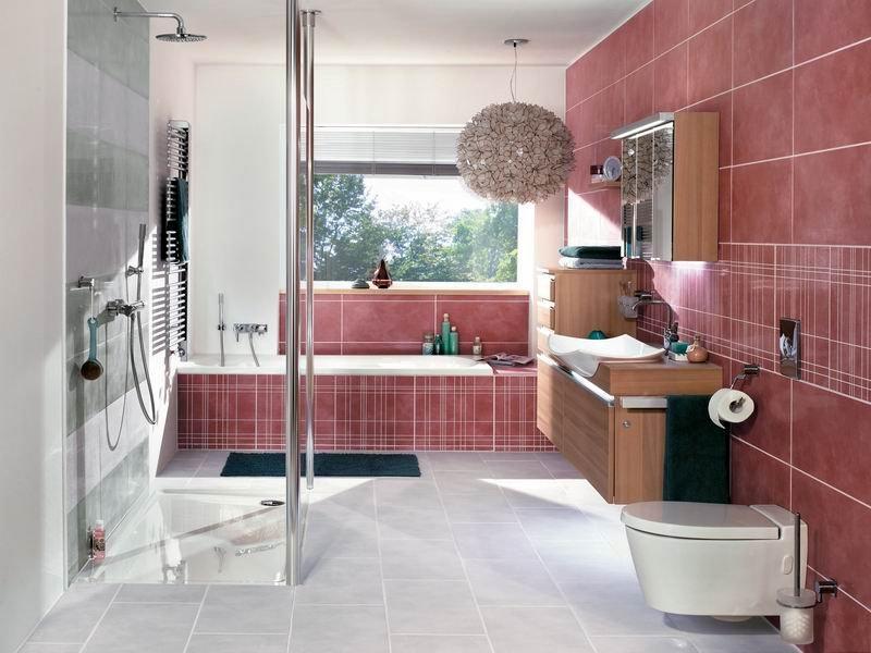 I tak by mohla vypadat vaše koupelna po rekonstrukci